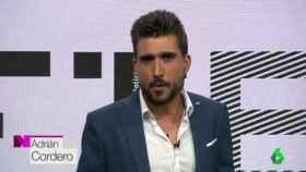 El presentador se ha despedido por sorpresa de la audiencia de 'laSexta Meteo'.