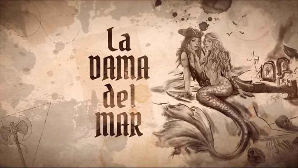 Fotograma del lyrics video de Mägo de Oz.