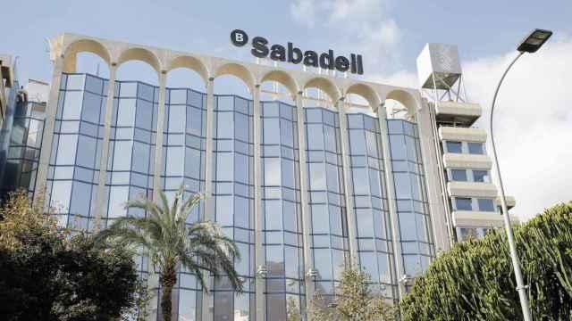 Una sede del Banco Sabadell. Foto: EP