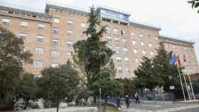El hospital Virgen de la Salud de Toledo. Fotos: Óscar Huertas.