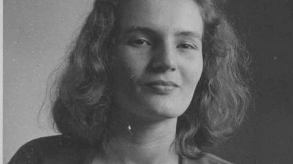 La escritora Carmen Laforet, en una imagen.