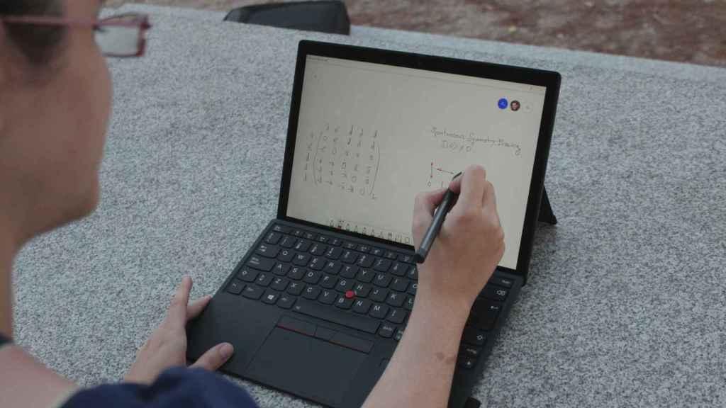 ThinkPad X12 Detachable
