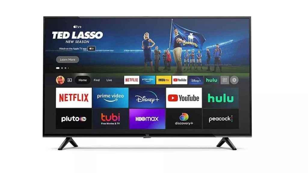 Amazon Fire TV Serie 4