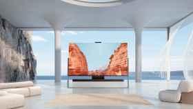 TCL X92 Series Pro OD Zero Mini LED 8K TV.