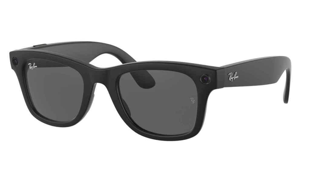 Facebook y Ray-Ban lanzan las primeras unas gafas inteligentes con cámaras incorporadas