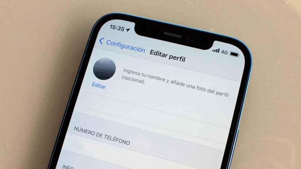 WhatsApp tiene un truco para ocultar el nombre de usuario.