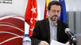 El consejero de Hacienda de la Comunidad de Madrid Javier Fernández-Lasquetty.
