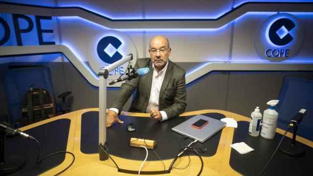 Entrevista al periodista Ángel Expósito