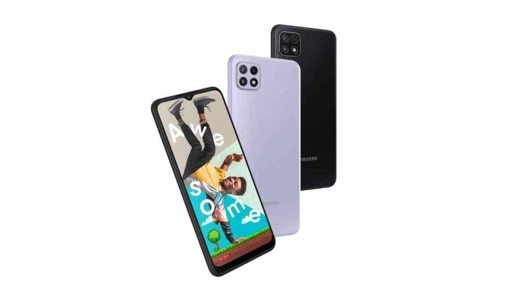 Samsung Galaxy Wide 5 modelos