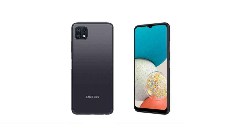 Samsung Galaxy Wide 5 negro