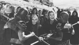 Imagen de la película Las Troyanas (Fundación Michael Cacoyannis)