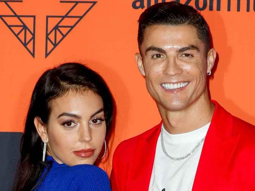 Cristiano Ronaldo, currently, accompanied by his girlfriend, Georgina Rodríguez.