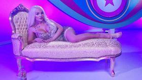 Emmy Russ ha participado en varios realities en Alemania, entre ellos 'Celebrity Big Brother'.
