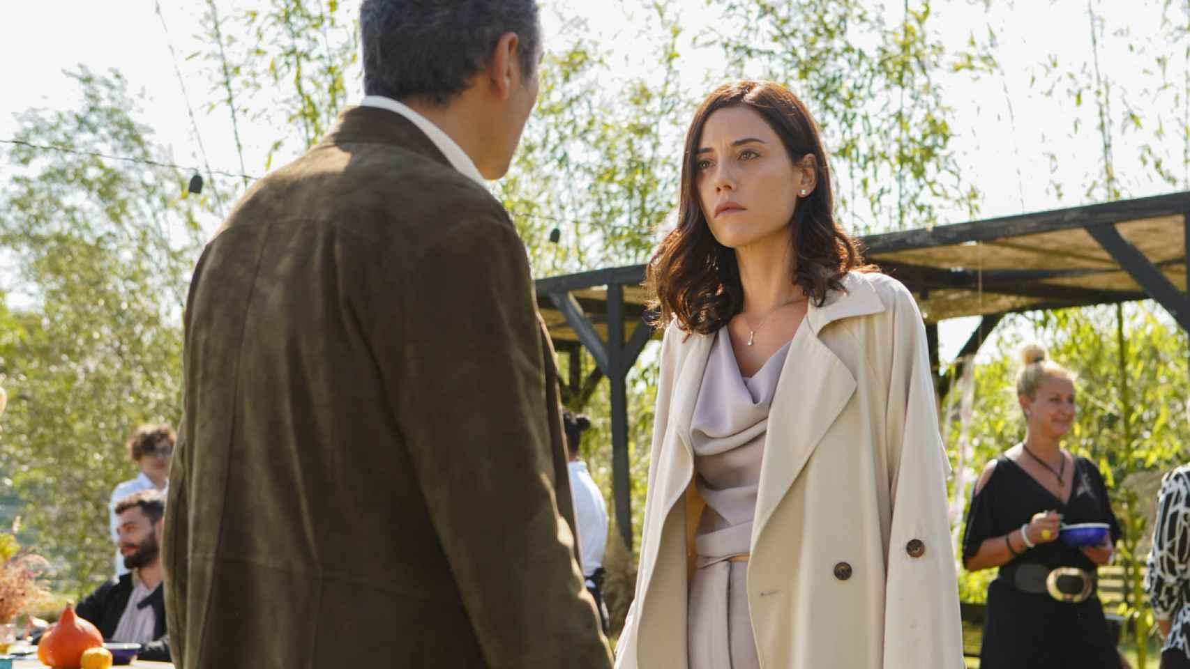 Avance en fotos del nuevo capítulo de 'Infiel' que Antena 3 emite este domingo 12 de septiembre