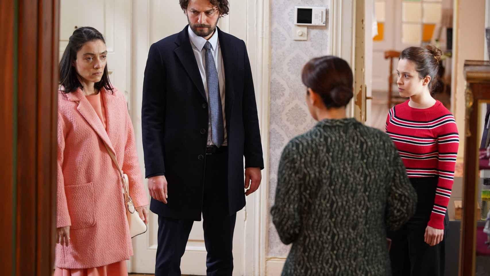 Qué pasa en el nuevo capítulo de 'Inocentes' que Antena 3 emite este lunes 13