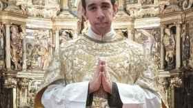 Valladolid Alberto cillero sacerdote