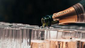 La espuma del champán podría tener los días contados.
