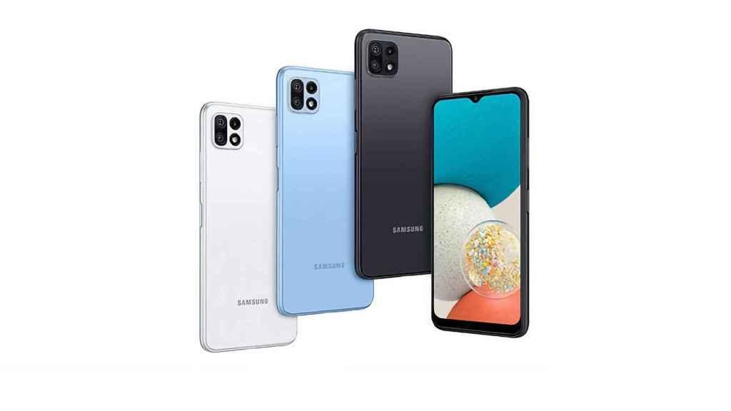 Nuevo Samsung Galaxy Wide 5, todos los detalles