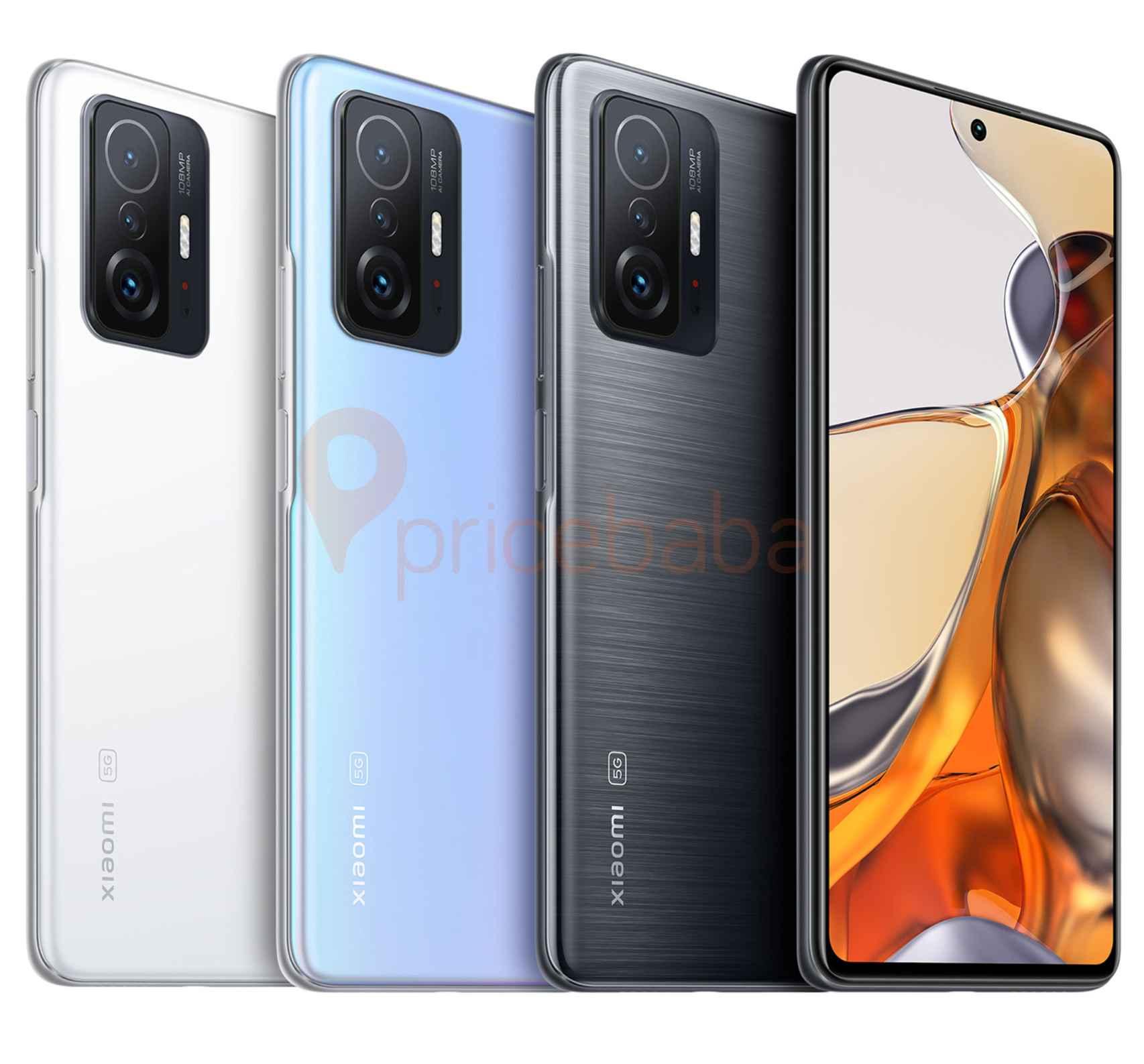 Xiaomi Mi 11T y 11 Lite NE 5G