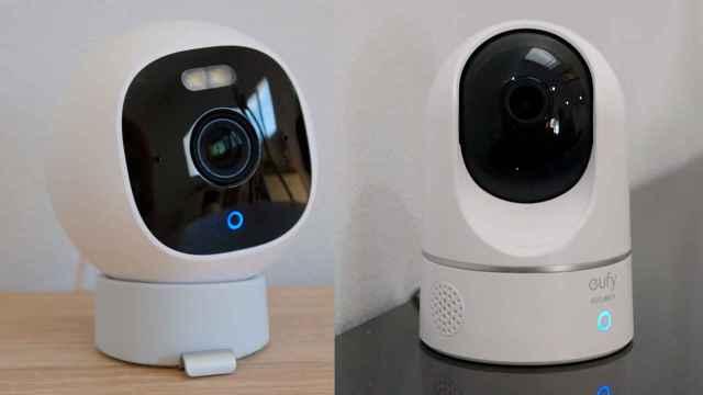 Análisis en vídeo de  eufy SoloCam C22 y la Cam 2K Pan & Tilt