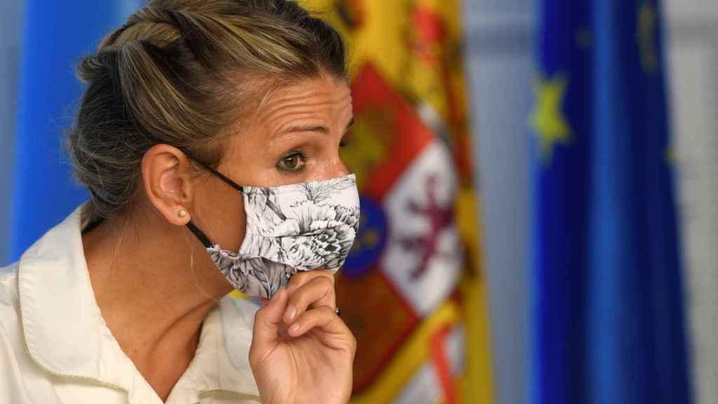 Yolanda Díaz, vicepresidenta segunda del Gobierno.