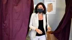 La exministra de Sanidad de Francia, Agnès Buzyn.