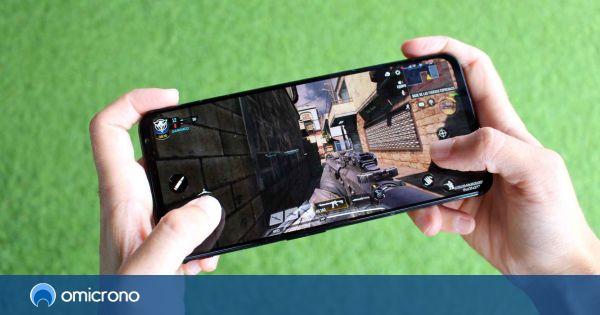 El móvil de 600 euros para jugar sin parar: probamos el Nubia Red Magic 6S Pro