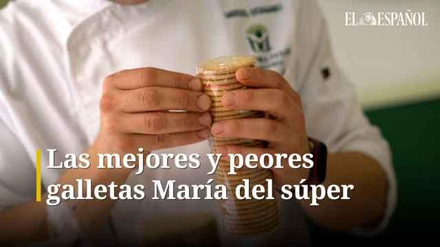 Las mejores y peores galletas María del súper
