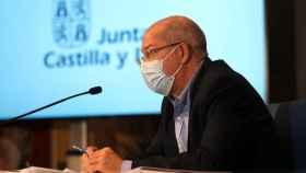 Archivo - El vicepresidente de la Junta, Francisco IGea