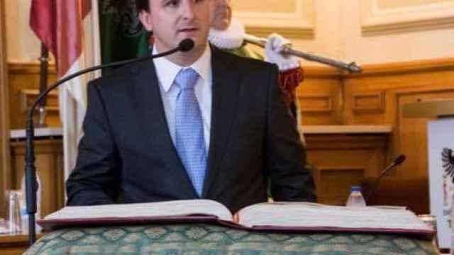 Ángel Antonio Luengo Raboso, teniente alcalde de Noblejas (Toledo)