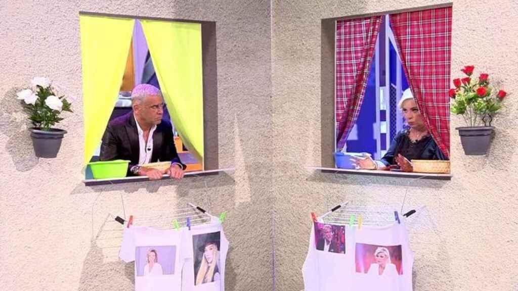 'Sábado Deluxe' sube con la entrevista a Carmen Borrego y Carlos Lozano y lidera la noche