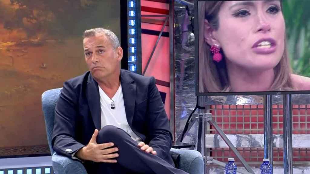 """Carlos Lozano explica su ausencia en la televisión: """"Solo me llamaban para pelearme"""""""