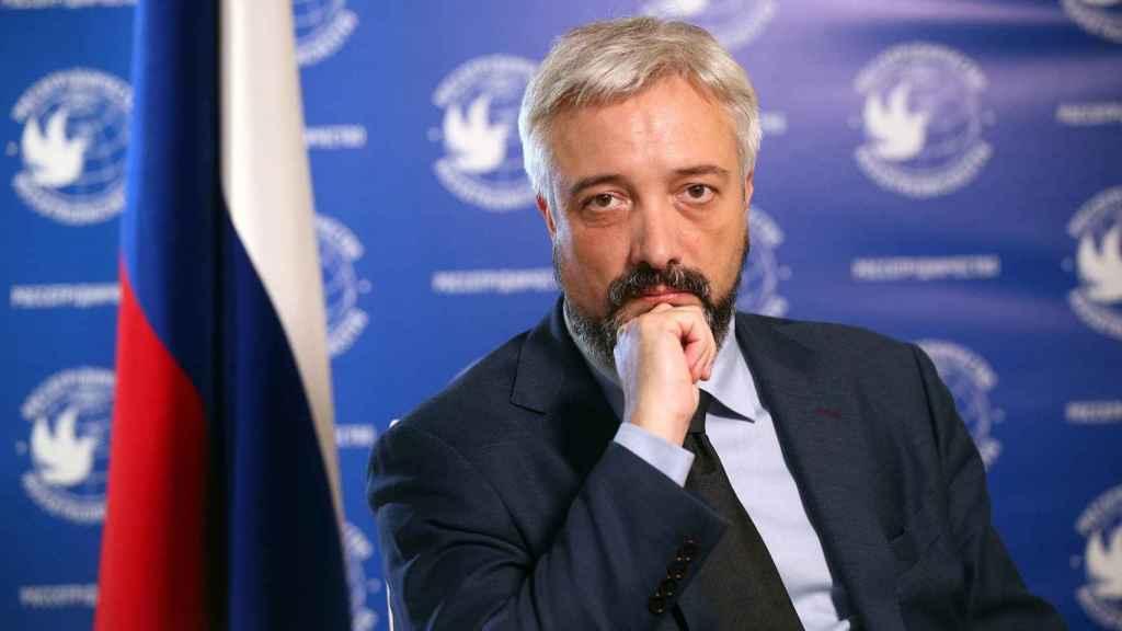 Yevgeny Primakov.
