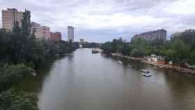 Valladolid rio pisuerga