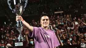 Gazir, campeón de FMS Internacional