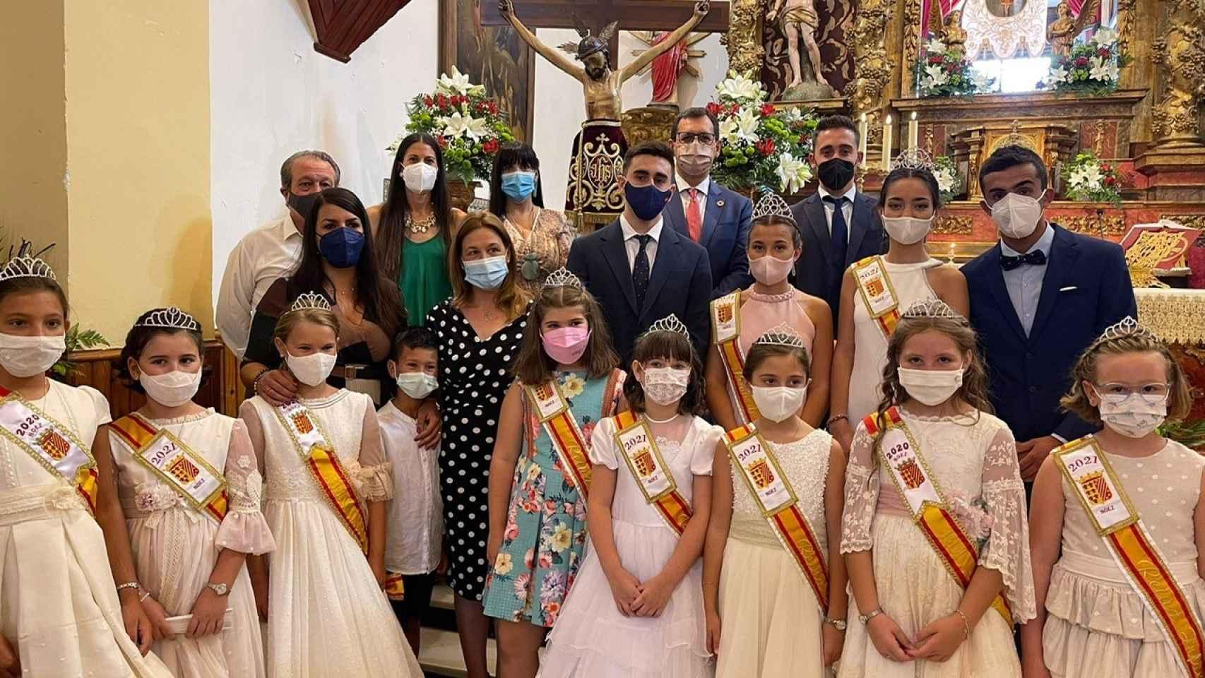 Las imágenes del día en Castilla-La Mancha: Yuncos y Noez celebran sus fiestas