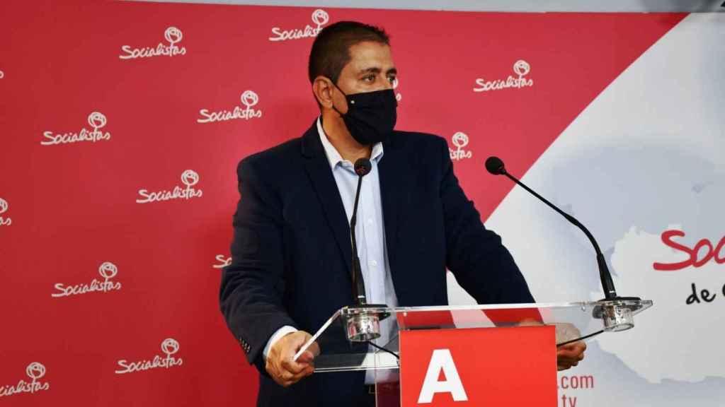 José Manuel Bolaños en una imagen de archivo. Foto: PSOE Ciudad Real