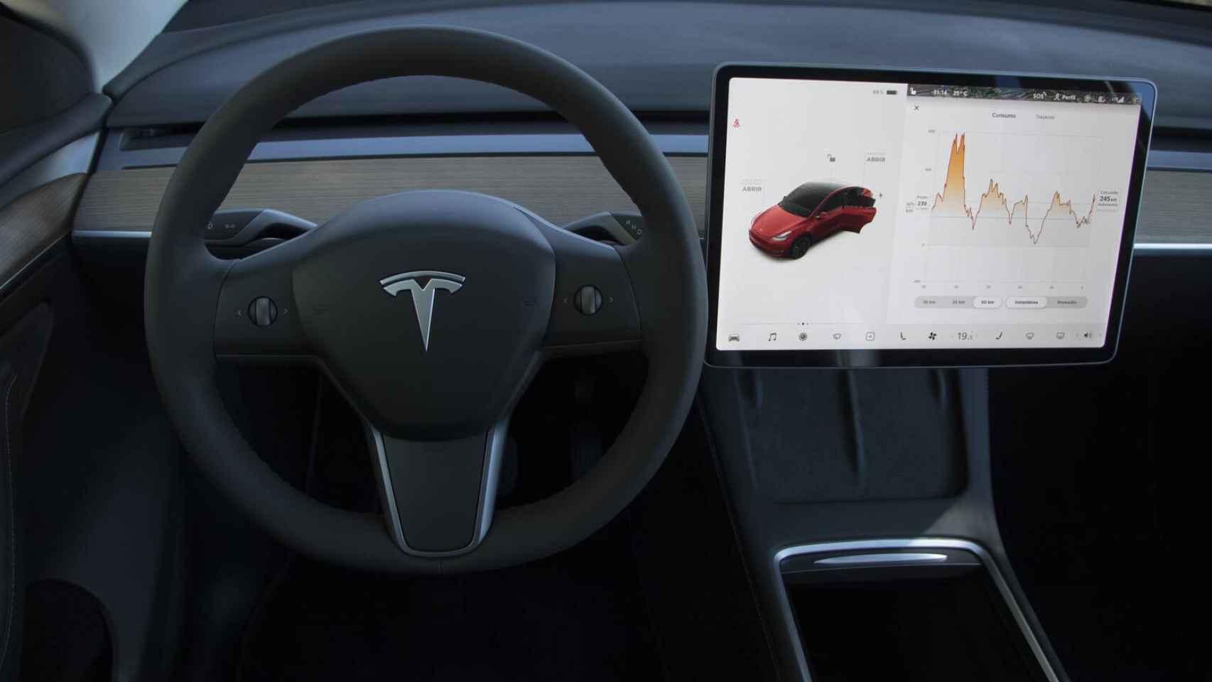 Galería de fotos del Tesla Model Y