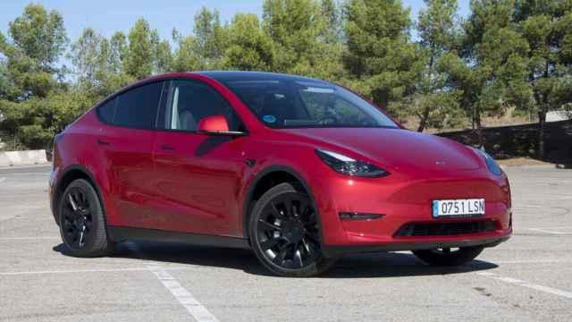 El Tesla Model Y es un SUV eléctrico grande que acaba de llegar a España.