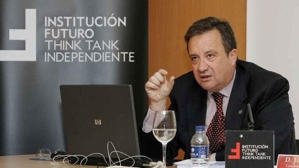 Juan José Rubio Guerrero en una imagen de archivo