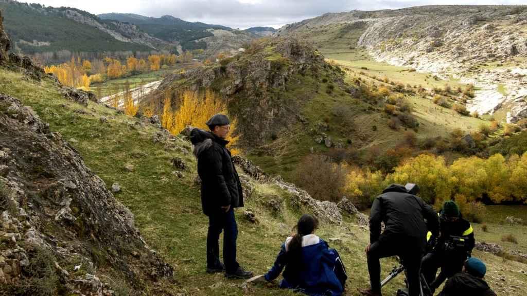'La hija' se rodó en la Sierra de Jaén.