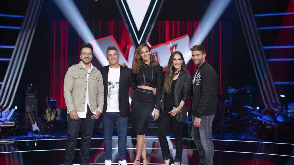 'La Voz' vuelve este viernes 17 de septiembre a Antena 3.