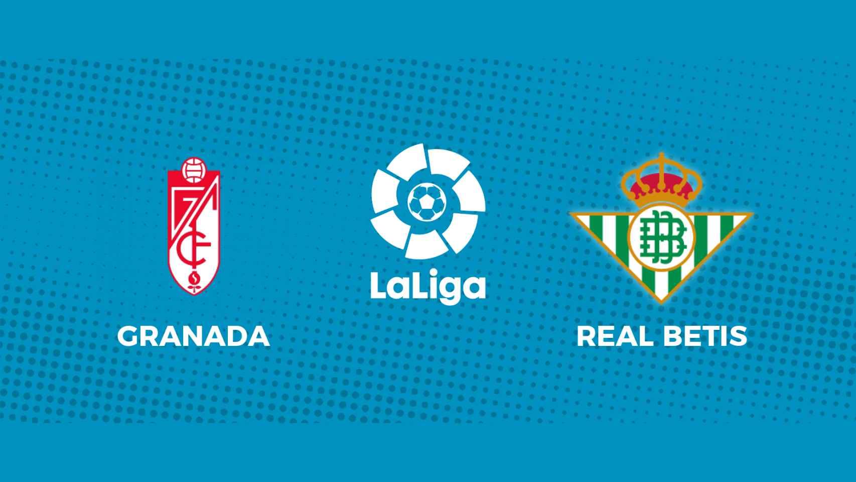 Granada - Real Betis: siga en directo el partido de La Liga