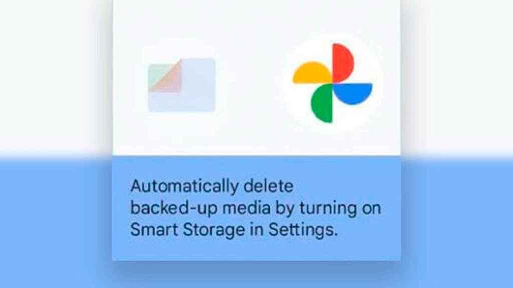 Files, la app de Google, borrará las fotos que ya tengas en la nube