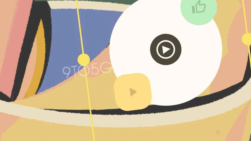 Este es el nuevo widget para YouTube Music
