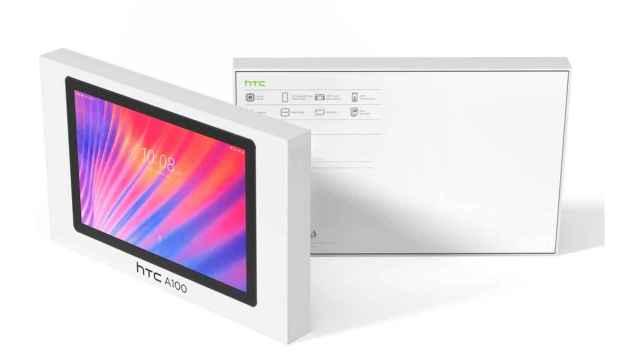 Nueva HTC A100: una tablet Android de precio y características ajustados