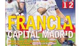 La portada del diario AS (13/09/2021)