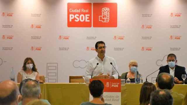 Caballero, rivales para revalidar la Secretaría General del PSOE en Ciudad Real