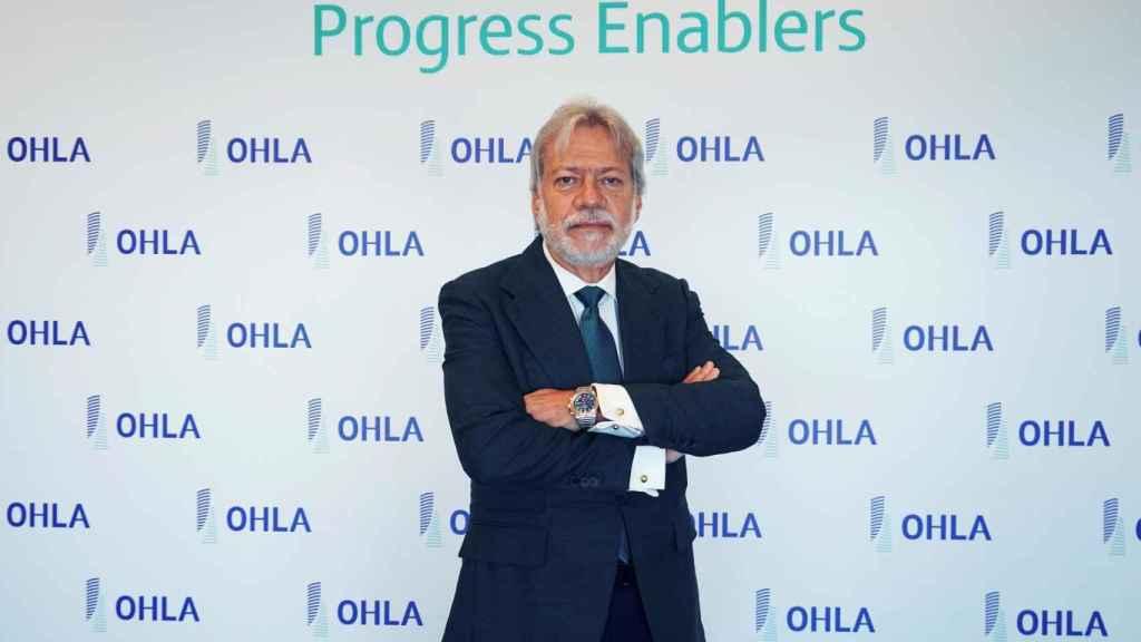 Luis Amodio, presidente de OHLA.