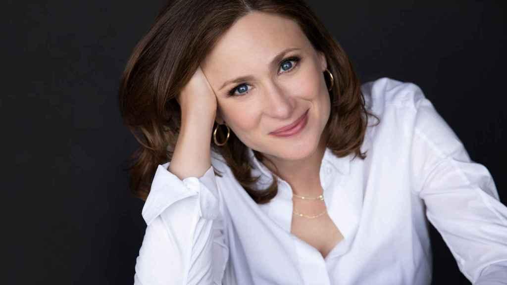 Abigail Shrier, autora de 'Un daño irreversible'.